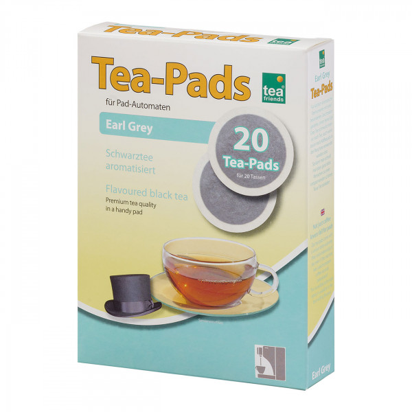 "Tea-Pad ""Earl Grey"""