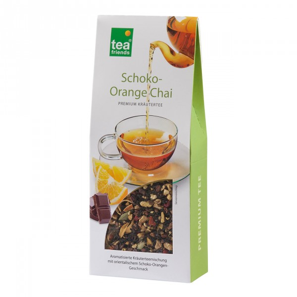 Schoko-Orange Chai (10 x 90 g)